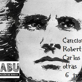 Os Bastidores / Música de Brasil de óptima calidad en Radio TABÚ / Otras voces cantan Roberto Carlos