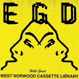Ecstasy Garage Disco with West Norwood Cassette Library 07/05/16