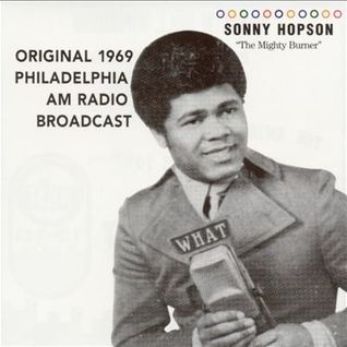 SONNY HOPSON philly radio 1969