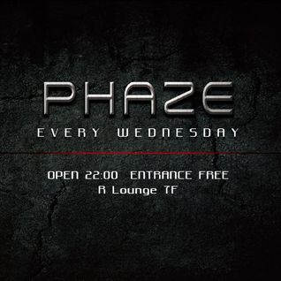 Closing Set // PHAZE at R-Lounge // June 2016