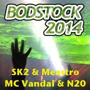 SK2 & Maestro Live from Bodstock 2014 with MC's Vandal & N20