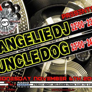 Angelie dj @FriendsOnStage Radioshow