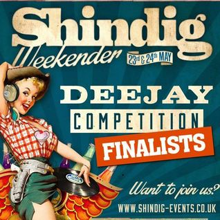 Shindig DJ Competition 2015 - Candyman Mix