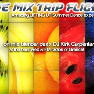 the mix trip flight 25 by dj kirk carpenter