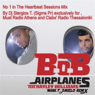 B.o.B - Airplanes (Mark F. Angelo Remix) (DjStergios T. Re- Master)