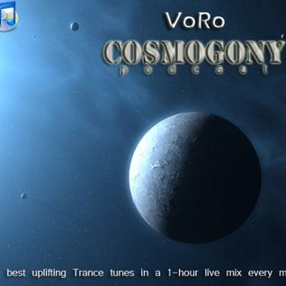 Cosmogony Podcast - Episode 22 (July 2011)