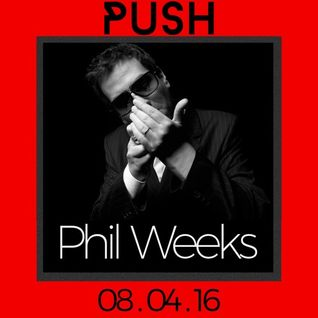 Phil Weeks @ Push, BlackBox, Gussola - 2016-04-08