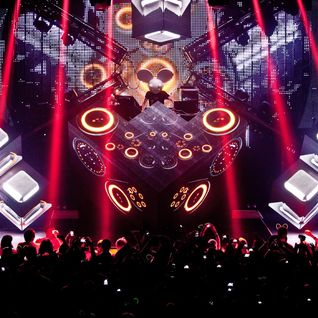 Deadmau5 - live at Tidal Theater (Barclays Center, Brooklyn) - 18-Dec-2015