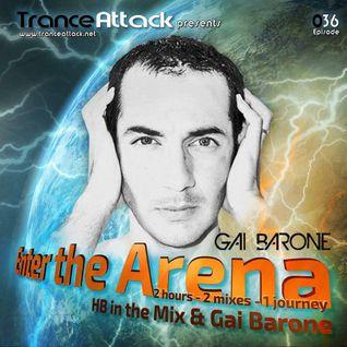 Gai Barone & HBintheMix - Enter The Arena 036