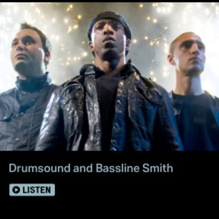 Drumsound & Bassline Smith - #WallOfSound Show on Ministry Of Sound Radio - Show ( March 2014)
