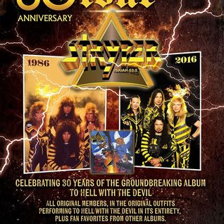 Hair Metal Mansion Radio Show #496 w/ Michael Sweet of Stryper