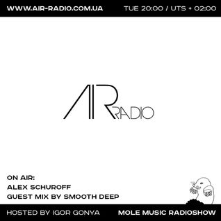Mole Music Radioshow – Episode 022 with Smooth Deep