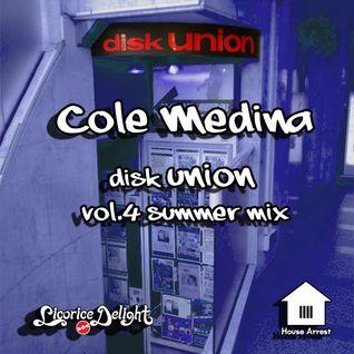 Disk Union Vol.4 Summer Lovin' 2014
