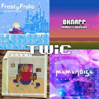 TWiC 101: Algar, Robotprins, Bknapp, Parallelogram Records