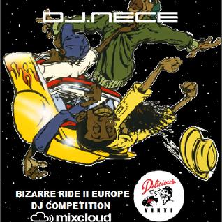 DJ.Nece @ Bizarre Ride II Europe DJ Competition