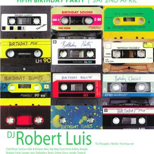 Robert Luis Sonic Switch April 2nd @ Green Door Store - 5 Hour DJ Set PART 1