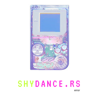 Shy Dance.rs error λαιβσετup