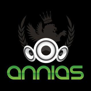 Annias - Live @ Flux 5-9-09 Dubstep Mix