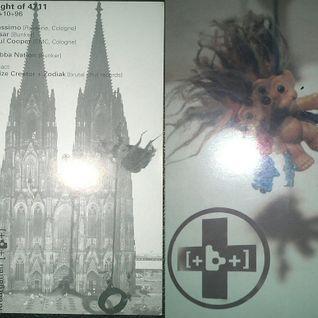 DJ Cut-X - Night of 4711 (Live @ Bunker Berlin 19.10.1996)
