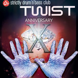 TWIST 10th ANNIVERSARY - DJ KUSH MIX
