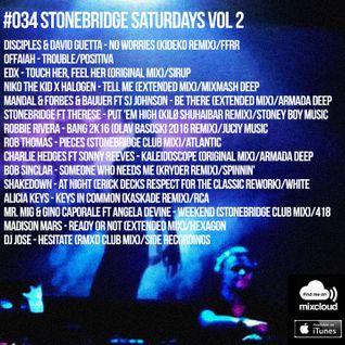 #034 StoneBridge Saturdays