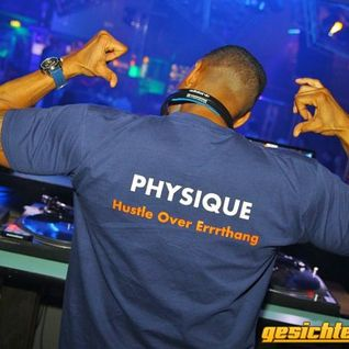 Dj Physique HVH Club Warm Up Mix