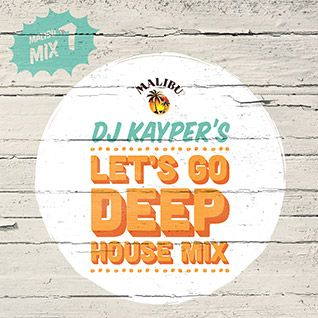 "Play 7:  DJ Kayper's ""Let's Go Deep"" House Mix"