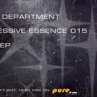 Ilya Deep - Progressive Essence 015 [mar 04 2013] on Pure.FM