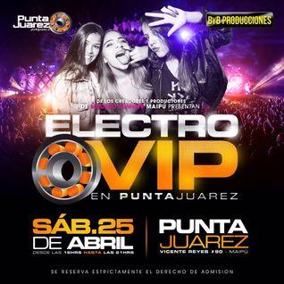 Dj Ricardo Reyes Electro VIP Punta Juarez Abril 2015