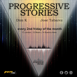 Jose Tabarez - Progressive Stories 037 [Feb 12 2016] on Pure.Fm