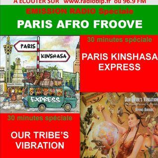 #67-Emission Spéciale- PARIS AFRO GROOVE