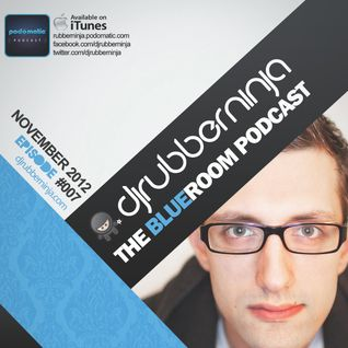 The BlueRoom Podcast - EP007 - November 2012