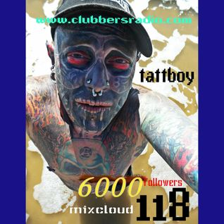 tattboy's Mix No. 118 ~ January 2013 ~ BIG 6000 Followers Mix..!! ~ Part 1 ~ Random ~ But Cool..!!