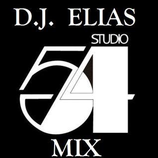 DJ ELIAS - STUDIO 54 MIX Vol.1