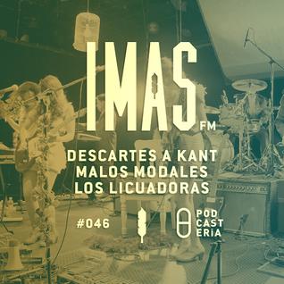 IMAS FM No. 46 - Descartes a Kant / Leiden