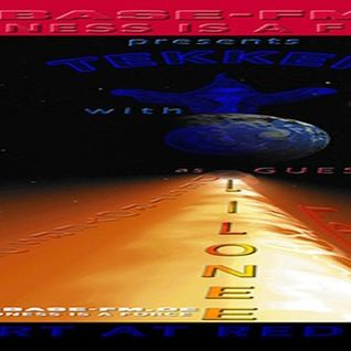 Lilonee @ TEKKEN with poison djane yve & LaBil[l] - DESTROYERS OF THE WORLD (04-04-13, CUEBASE-FM)