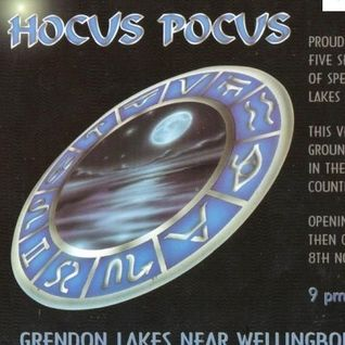 Richie Fingers, MC Juiceman - Hocus Pocus (Grendon Lakes) 1997 - UKG