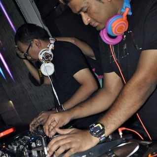 Red Beatz with Razz and DVJ Gmix 6th may 2012 set 3