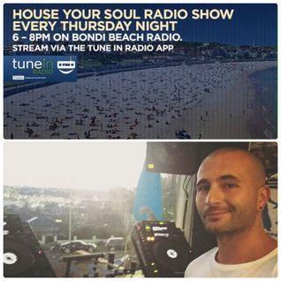 HYS Show on Bondi Beach Radio with George Kristopher 17.9.15