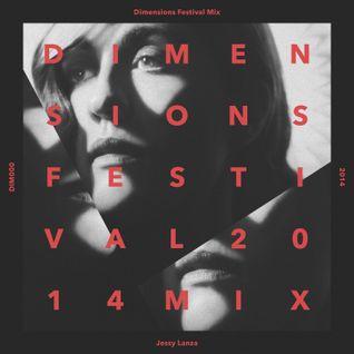 Jessy Lanza: Dimensions Festival 2014 mix series #1