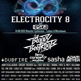 Electrocity 8 (2013) - Nastia (live recorded)