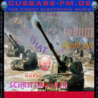 LaBil[l]@TEKKEN on CUEBASE-FM.DE - TAKE THAT (01. Nov. 2012)