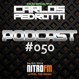 Carlos Pedrotti - Podcast #050