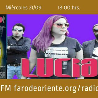 Faro en las calles #DalePlay con Luciana programa transmitido el da 21 de septiembre 2016 por Radio