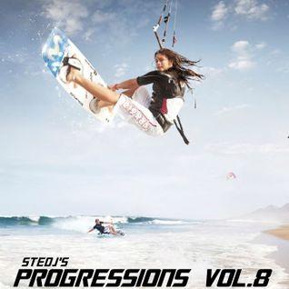 SteDJ Progressions Vol.8