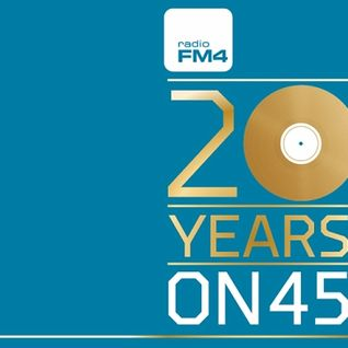 FM4 - 20 years on 45 - Functionist - 2015