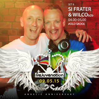 Set 8 - 04.00- Si Frater & Wilco | Rejuvenation Angelic Anniversary | 09.05.15 | Old Skool Warehouse