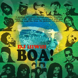 BOA! A mash-up adventure through Brazilian music