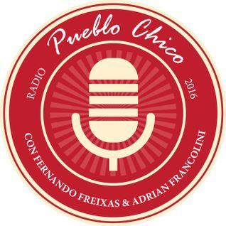 """ESNAOLA! en Pueblo Chico """"Academy Awards"""" - Radio Uno Fm 103.1 29/02/2016"""