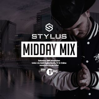 @DjStylusUK - 1Xtra Midday Mash Up Mix